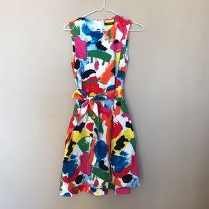 Kate Spade Saturday flare dress size XS